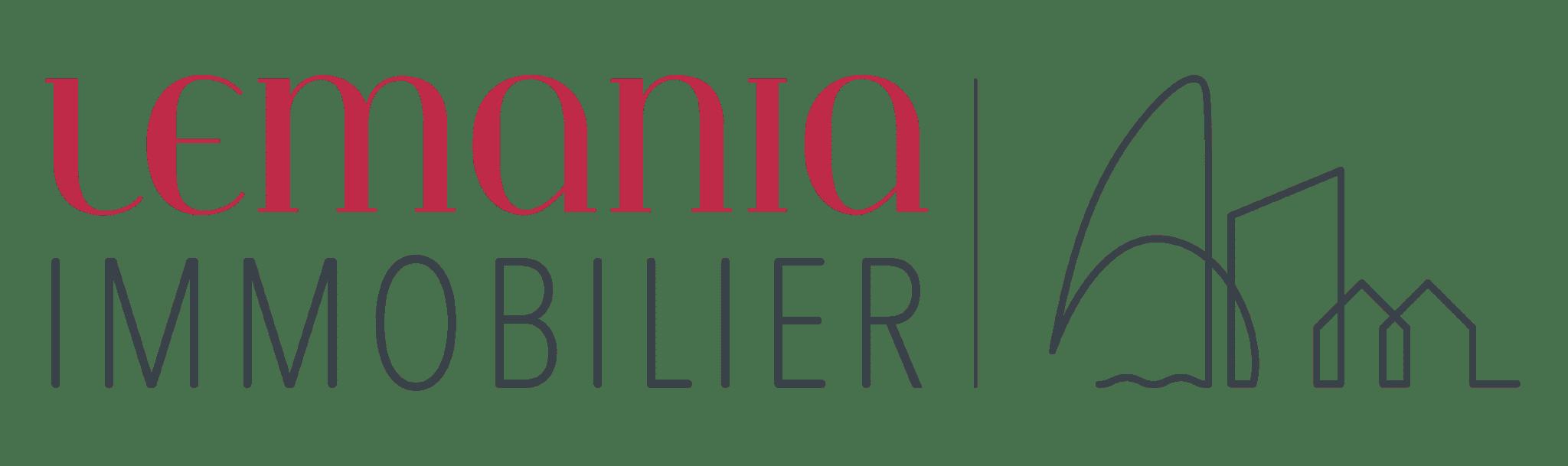 logo principal de Lemania immobilier