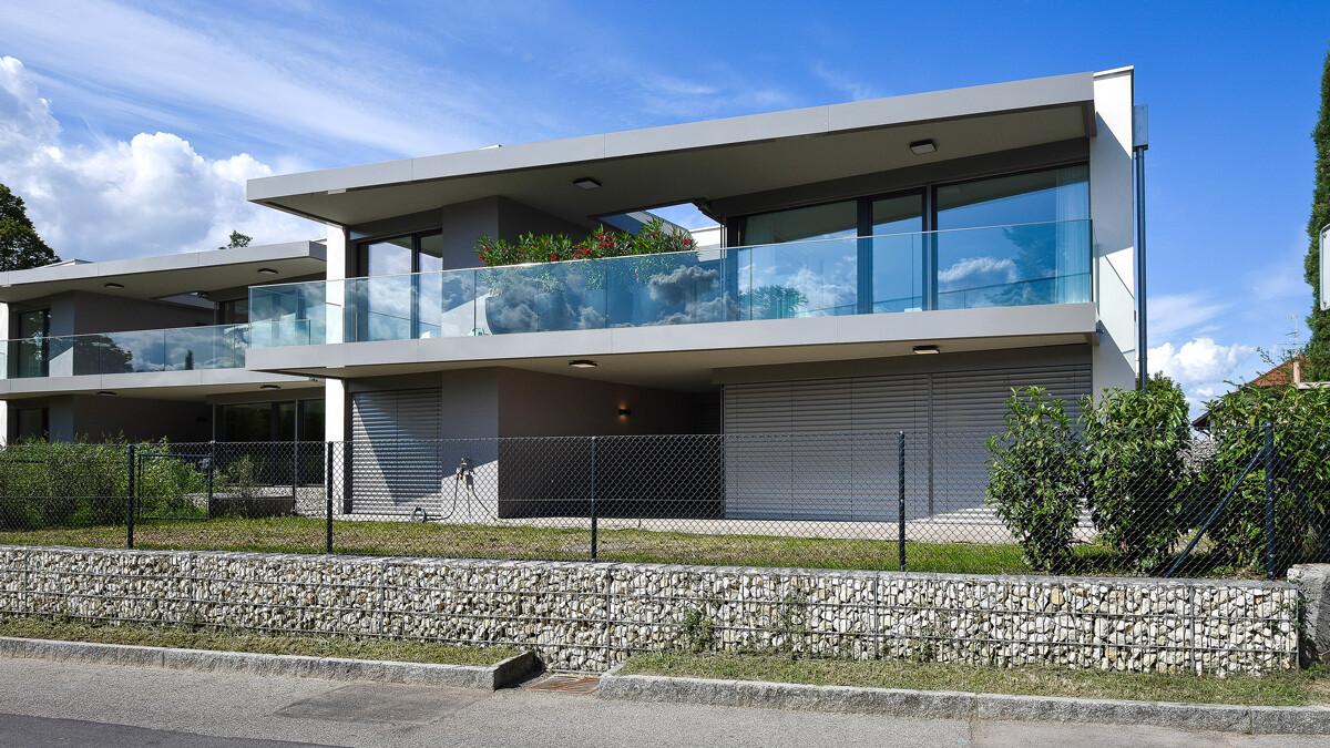 Appartements Villars à Versoix, promotion de Lemania immobilier